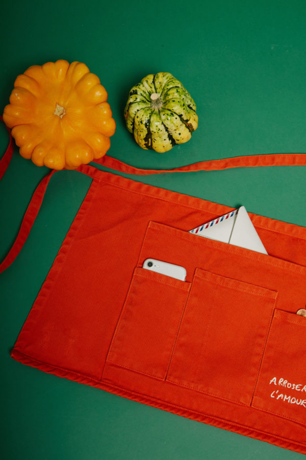 Cordeline Orange - Accessoires - Graine Collection De(ux) Saisons FW19