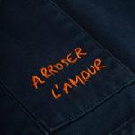 Cordeline Navy - Accessoires - Graine Collection De(ux) Saisons FW19