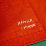 Cordeline Orange - Accessoires - Graine Collection De(ux) Saisons FW19