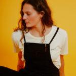 Graine Clothing - Salopette Pédoncule - Couleur Jet Black