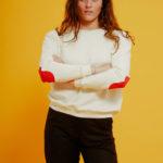 Graine Clothing - Sweat-Shirt Pousse - Couleur Winter White