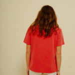 Graine Clothing - T-Shirt Feuille - Couleur Fiery Red