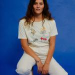 Graine Clothing - T-Shirt Potager - Couleur Winter White