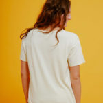 Graine Clothing - T-Shirt Soleil - Couleur Winter White