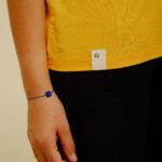 Graine Clothing - T-Shirt Bouton - Couleur Saffron