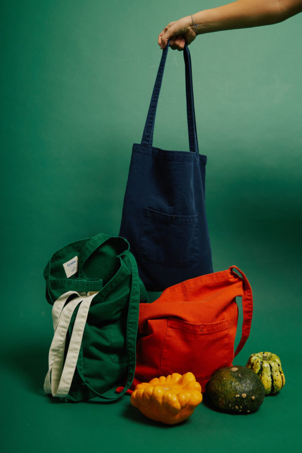 Sac Terre - Navy - Graine Collection De(ux) Saisons FW19