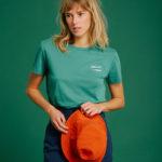 T-Shirt Arroser l'Amour - Verdant Green - Graine Collection De(ux) Saisons FW19