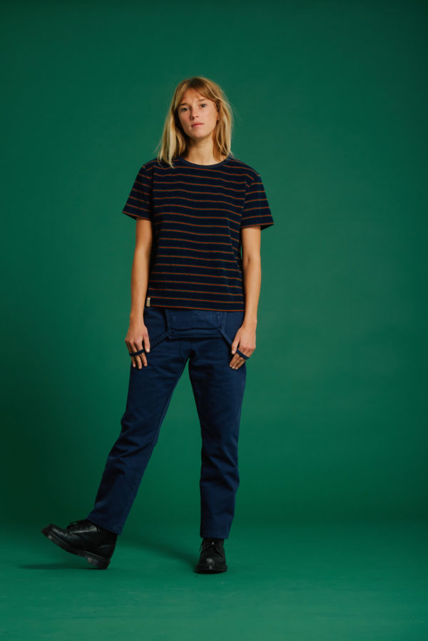 T-Shirt Chloé - Navy - Graine Collection De(ux) Saisons FW19