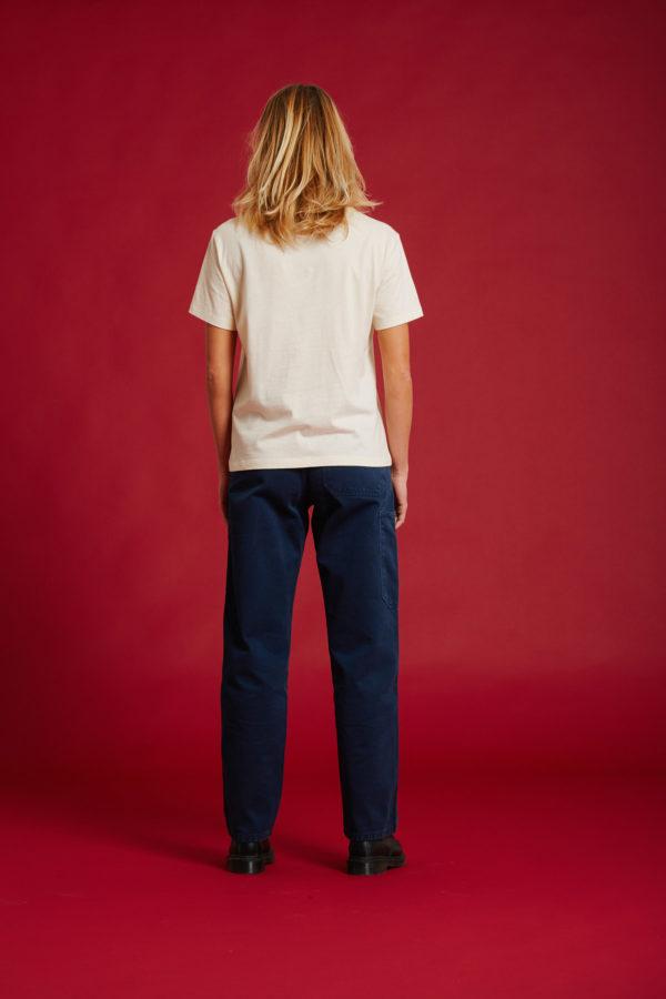 T-Shirt Hiver - Winter White - Graine Collection De(ux) Saisons FW19