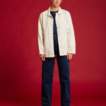 Veste Graine - Winter White - Graine Collection De(ux) Saisons FW19