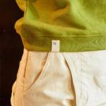 Graine SS20 - Sweat Courgette Woodbine vert olive