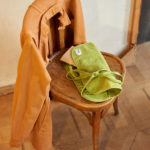 Graine SS20 - Trousse Aneth Woodbine couleur vert olive