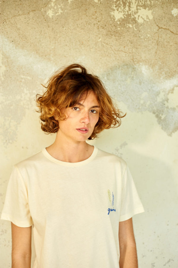 Graine SS20 - T-Shirt Les Graines Winter White