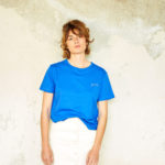Graine SS20 - T-Shirt Tomate Dazzling Blue bleu roi