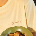 Graine SS20 - T-Shirt Tomate Winter White blanc