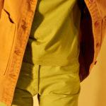 Graine SS20 - Veste Graine Tuolo couleur terracotta