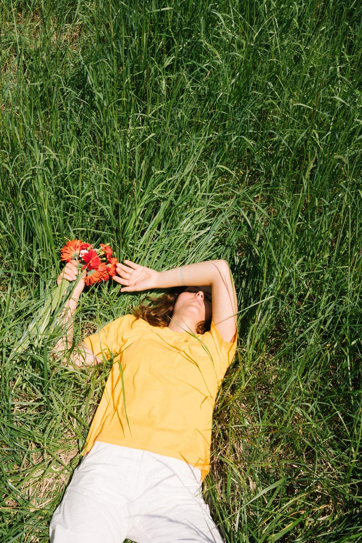 à propos de Graine - Portrait de la créatrice Chloé Chabaud