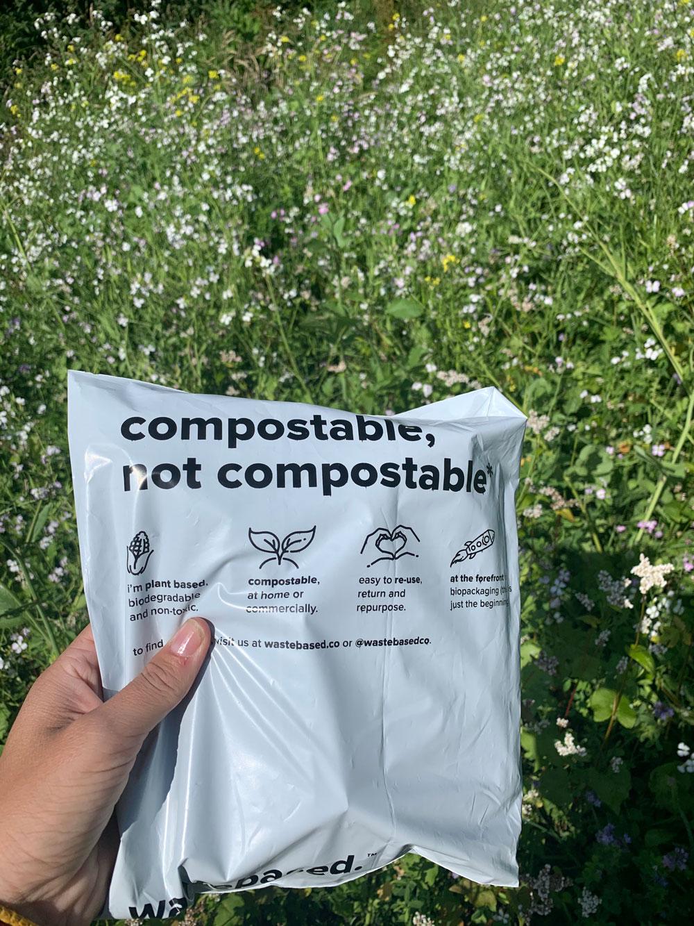 Graine Emballage Biodegradable
