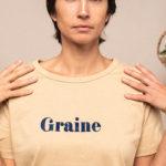 Graine Fw20 Tshirt Cage Amour Beige Grcage001 1
