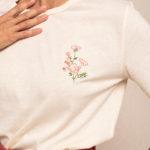 Graine Fw20 Tshirt Carotte Sauvage Winter White Grcarotte001 1