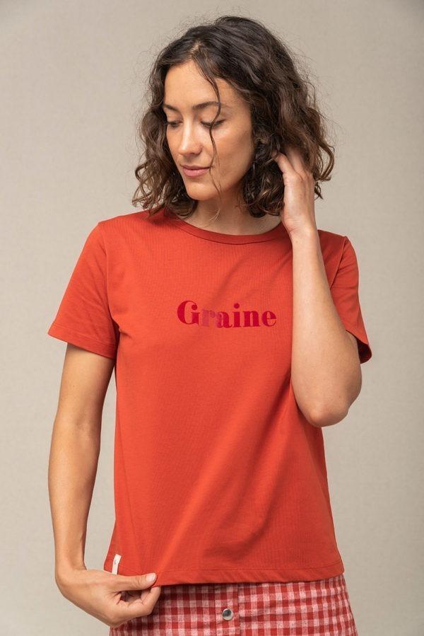 Graine Tshirt Ss21 Ecume 003 2