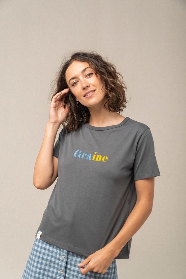 Graine Tshirt Ss21 Ecume 005 1