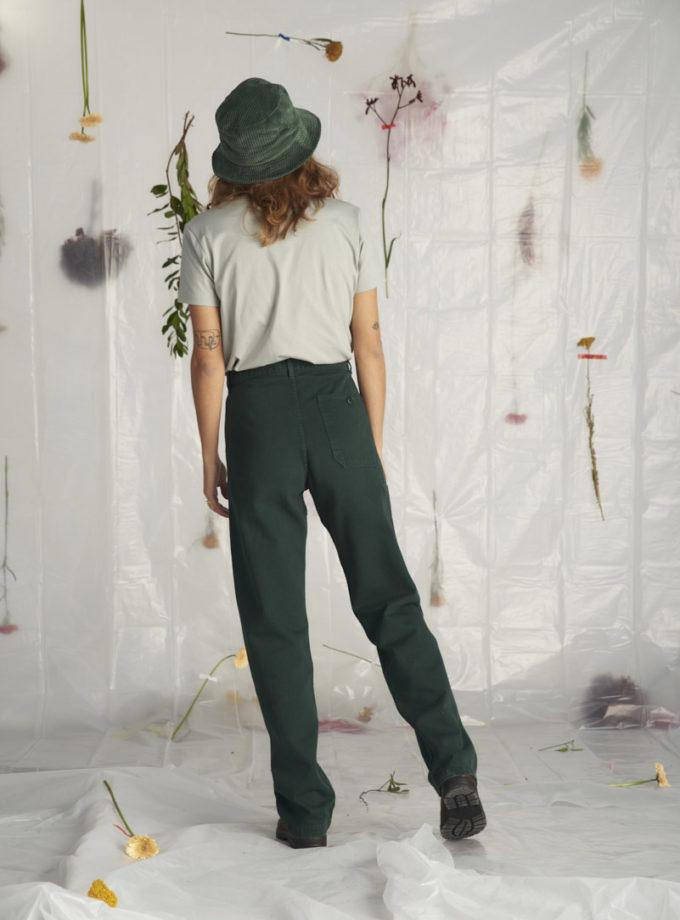 Graine Pantalon Brebis Dark Green 1