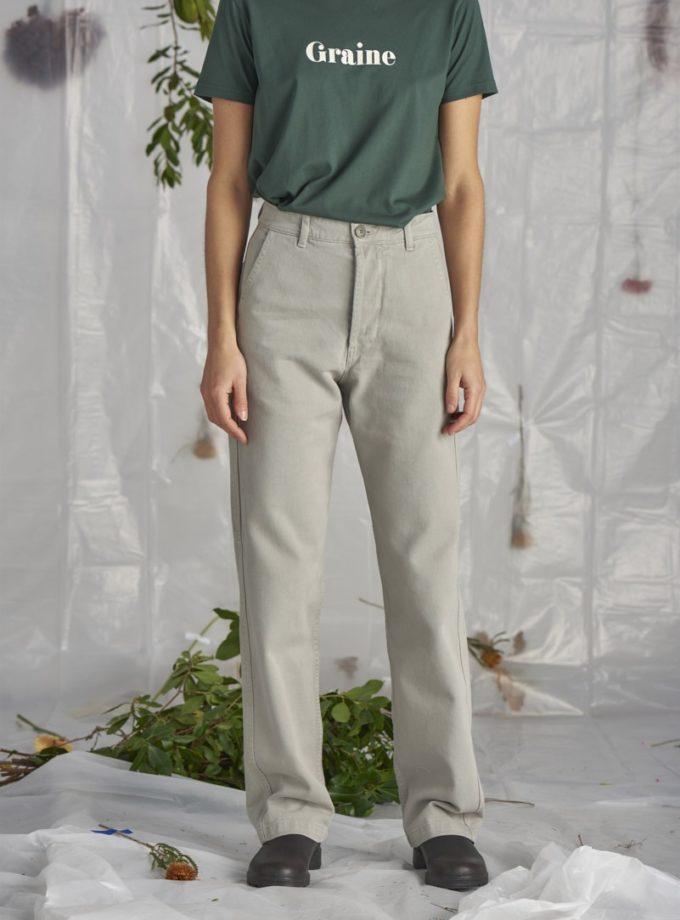 Graine Pantalon Brebis Grey 1