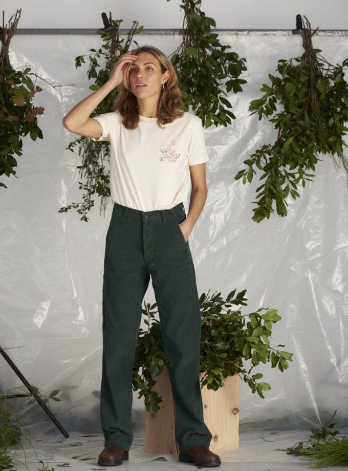 Graine Pantalon Montagnard Dark Green 1