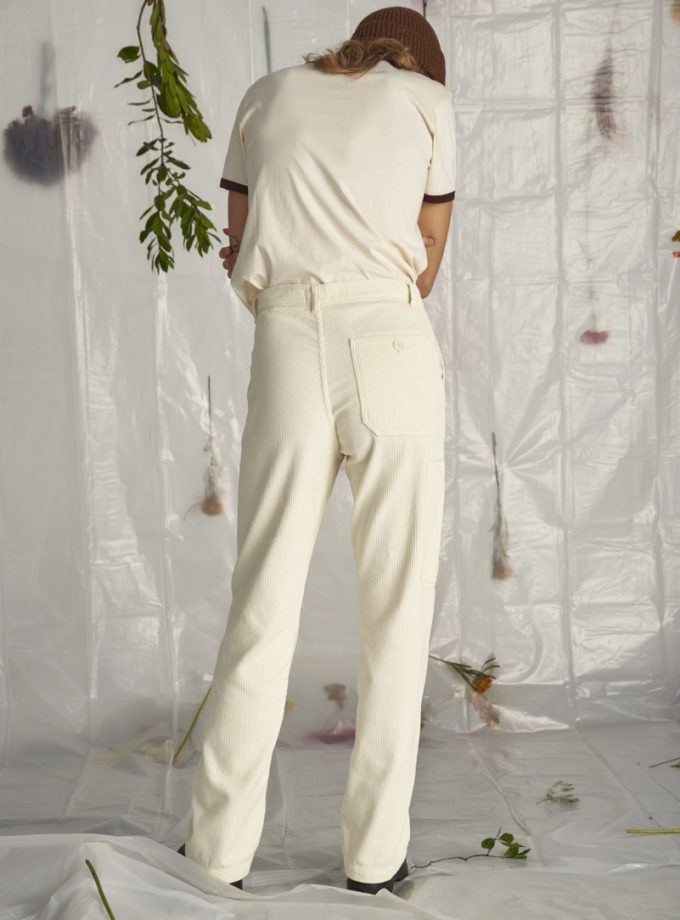 Graine Pantalon Montagnard Winter White 1