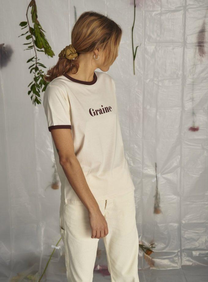 Graine Tshirt Pic Winter White 002 2
